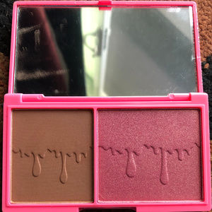 MUR Chocolate Strawberry Face Palette - Unused
